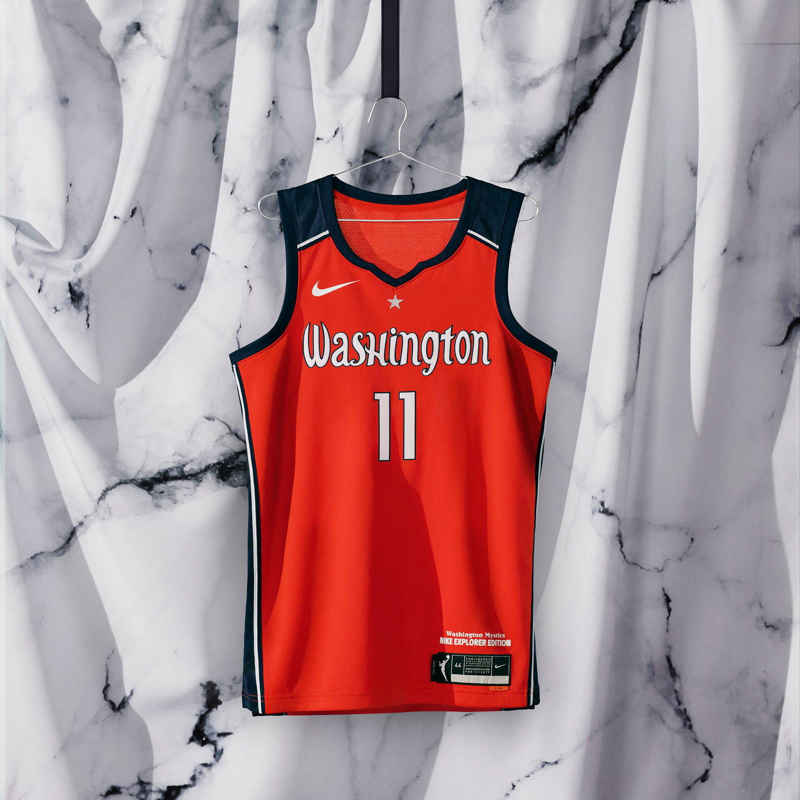 Nike WNBA 2021 Uniform Editions  25
