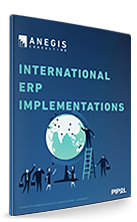 International ERP implementaions