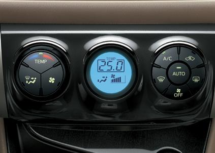 nội thất xe Toyota Vios 2017 bảng dk