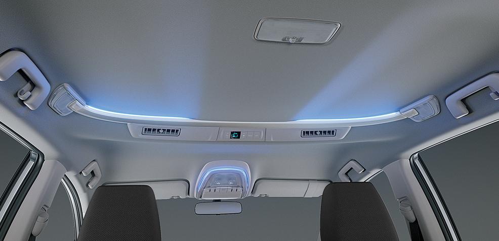 cụm đèn trần xe innova 2019