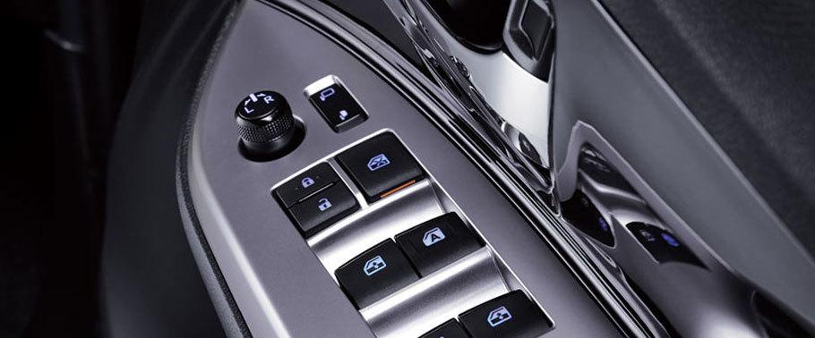 động cơ xe innova 2019 chế độ lái