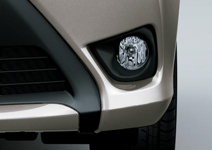 Toyota Vios E 2018 đèn 2
