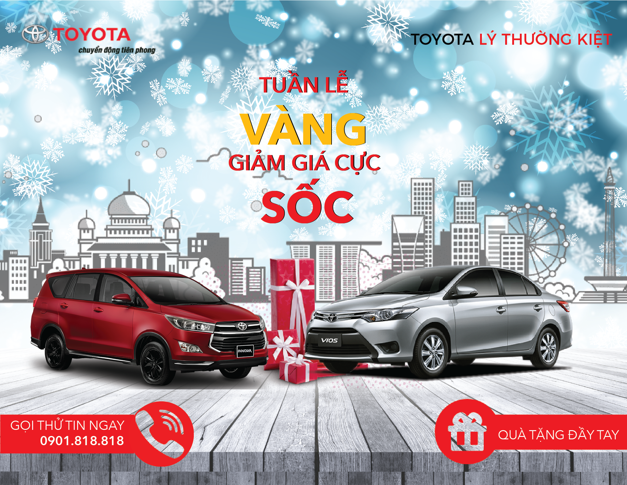 Toyota Vios E 2018 giá sốc