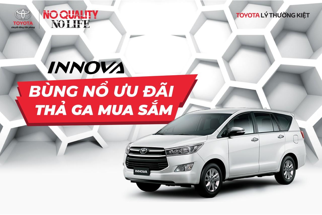 Khuyến mãi Toyota