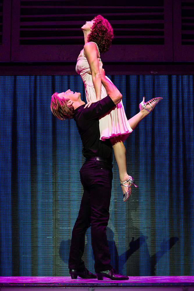 """Dirty Dancing: The Classic Story on Stage includes all the songs you love and remember, like """"Hungry Eyes,"""" """"Hey! Baby,"""" """"Do You Love Me"""" and the heart-stopping """"(I've Had) The Time of My Life. (Photo: Matthew Murphy)"""