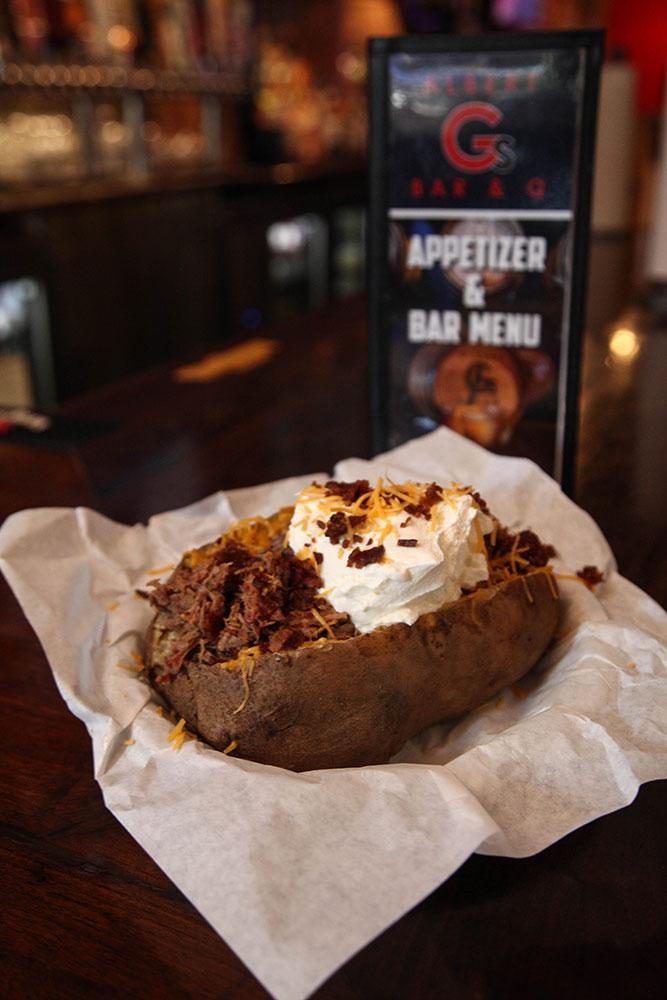 Sweet G's Potato (Photo: Marc Rains)