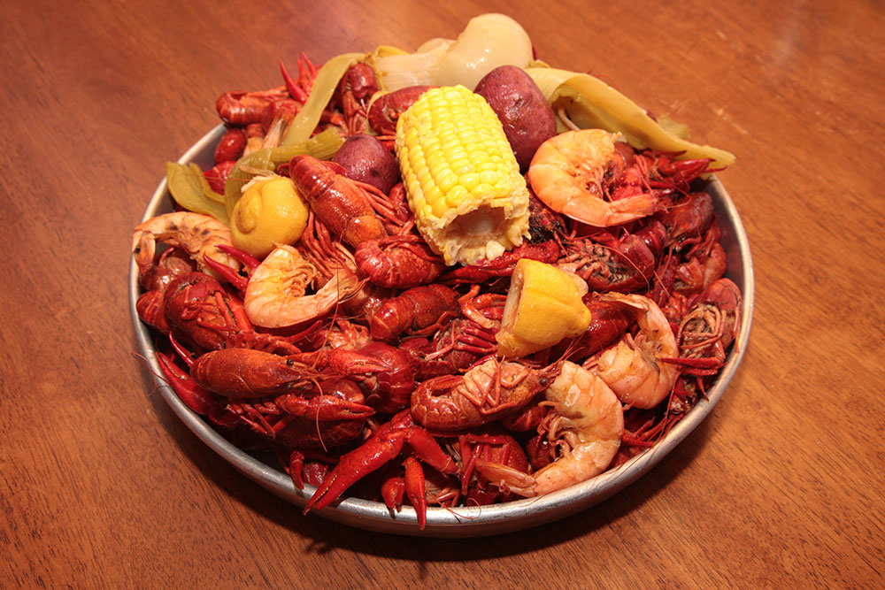 Crawfish Broil (Photo: Marc Rains)