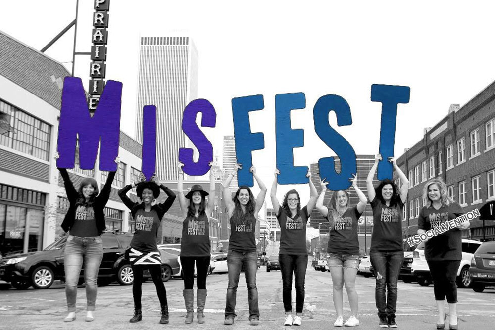 "As an acronym for the formal title of ""Music Is She,"" MisFEST's primary purpose is to shine a spotlight on all women in the music industry."