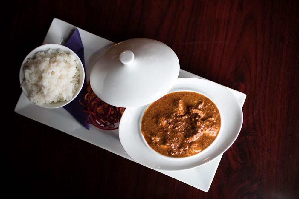 Chicken Tikka Masala (Photo: Valerie Grant)