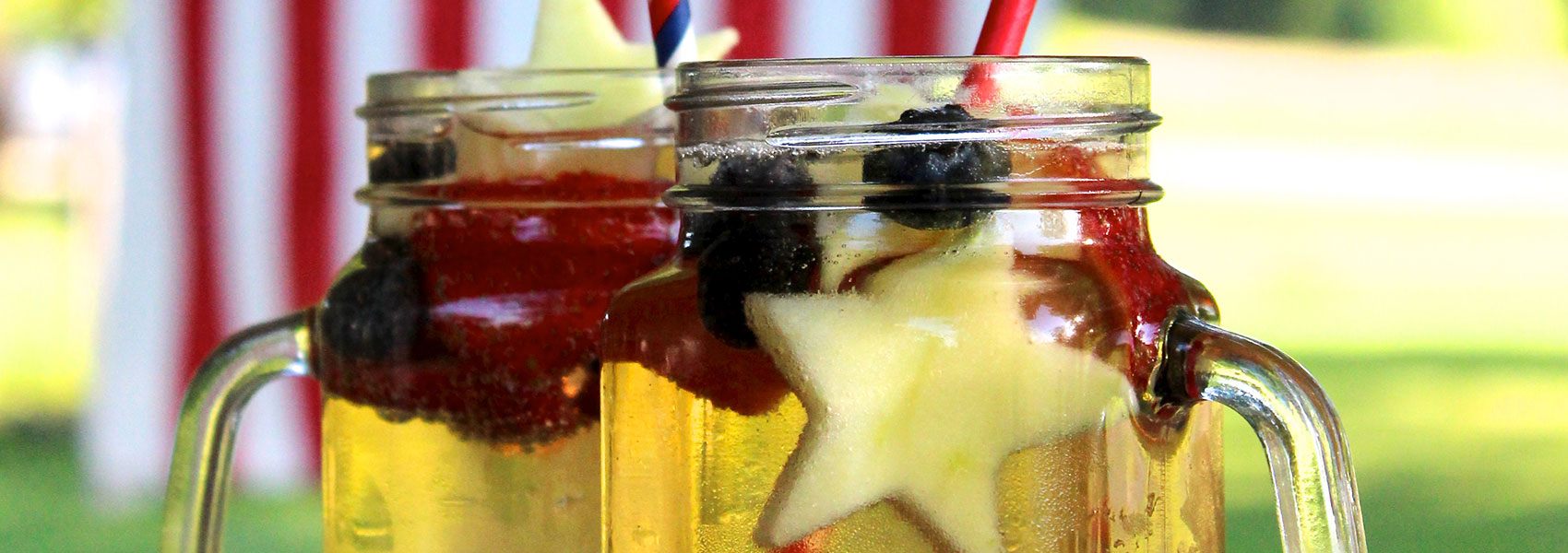 Stars and Stripes Sangria