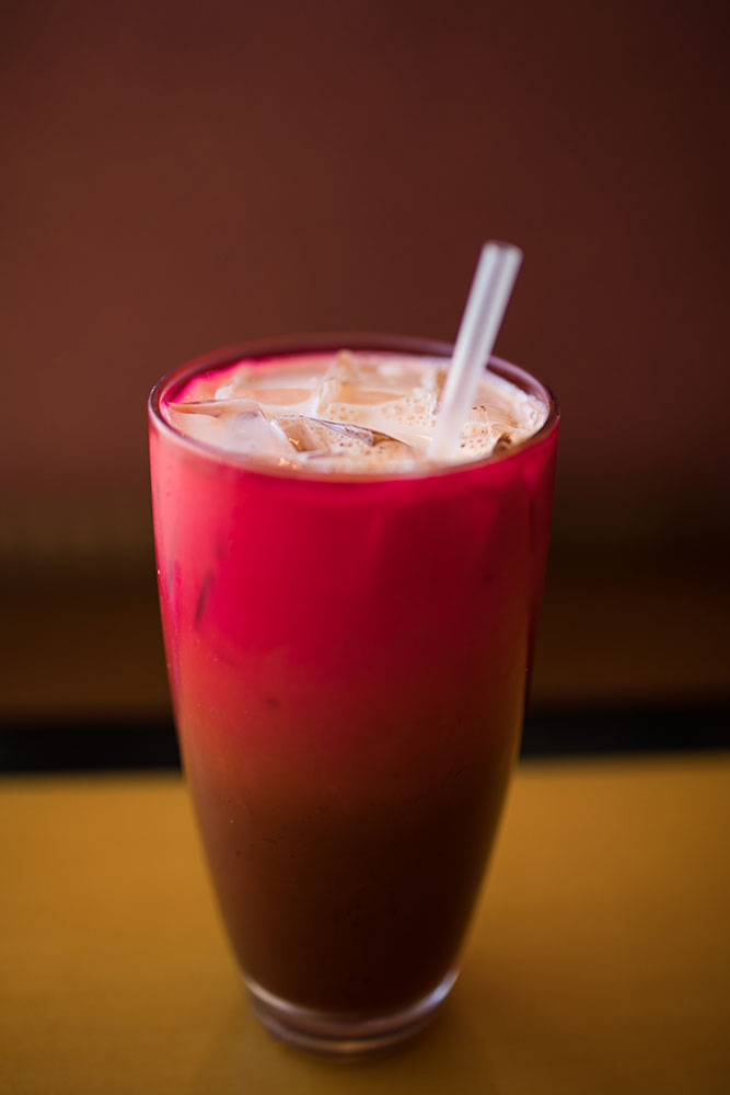 Thai Tea (Photo: Valerie Grant)