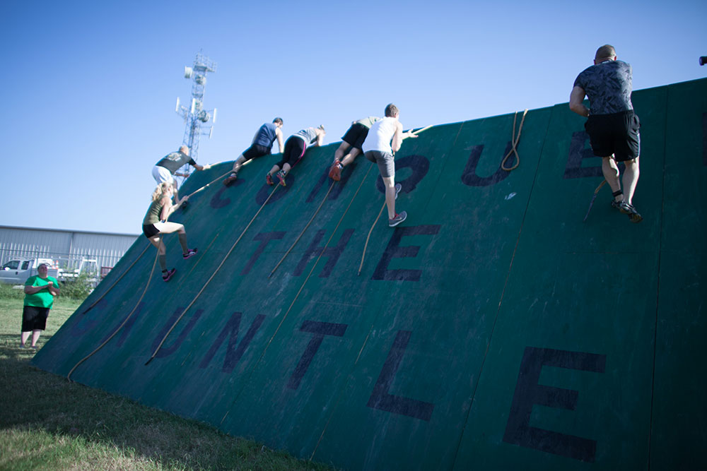 Conquer the Gauntlet, based in Tulsa, has forged itself into the upper echelon of obstacle races by becoming one of the Obstacle Course Racing World Championship qualifying races.