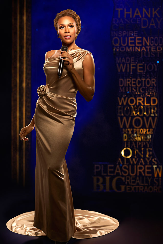 """The Bodyguard features a host of irresistible classics, including """"Queen of the Night,"""" """"So Emotional,"""" """"One Moment in Time,"""" """"Saving All My Love,"""" """"Run to You,"""" """"I Have Nothing,"""" """"I'm Every Woman"""" and one of the best-selling songs of all time, """"I Will Always Love You."""""""