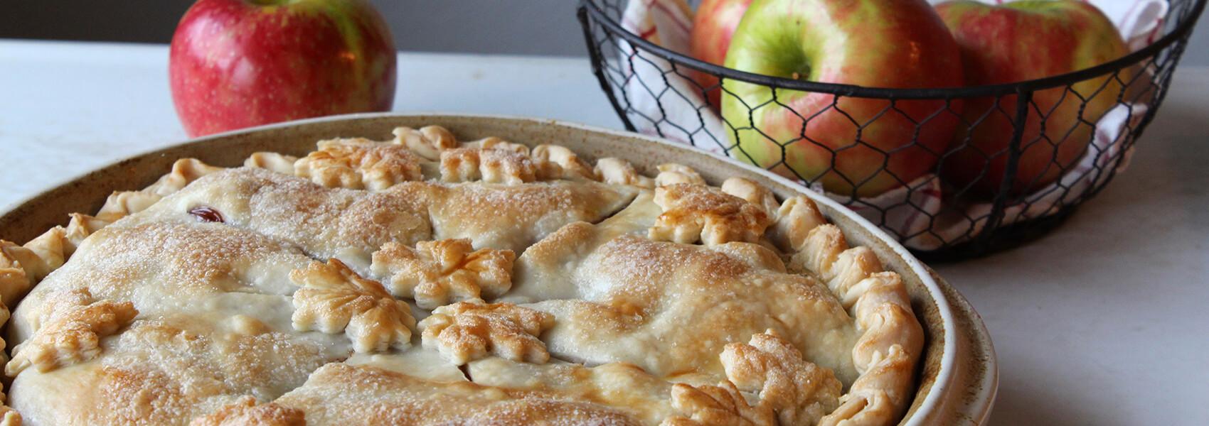 Easy Apple Pie (Photo: Chelsi Fisher)