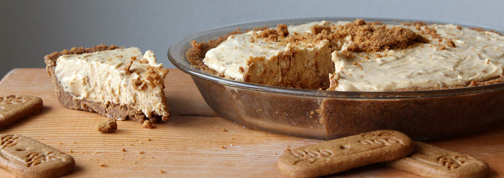 Biscoff Cookie Butter Pie (Photo: Chelsi Fisher)