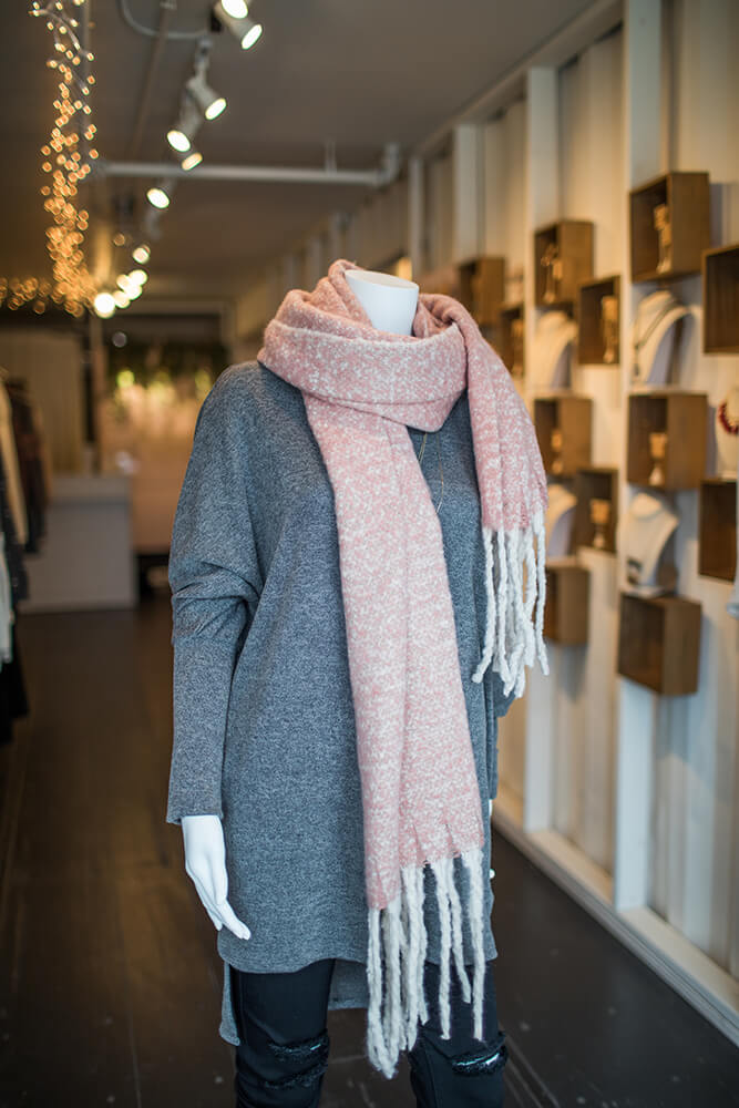 The Boxyard location focus on offering everyday wear that makes Green Country ladies look fashionable and pulled together, as well as comfortable and casual. (Photo: Valerie Grant)