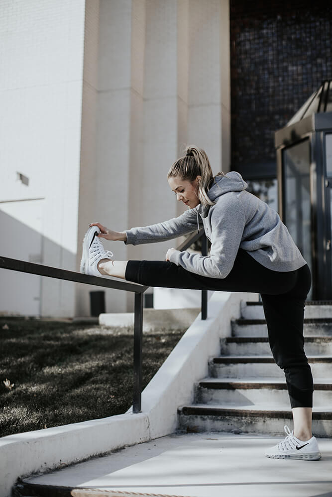 Keep in mind that studies show that only about 8 percent of people who make resolutions actually find success sticking with them. (Photo: Betsy Dutcher)