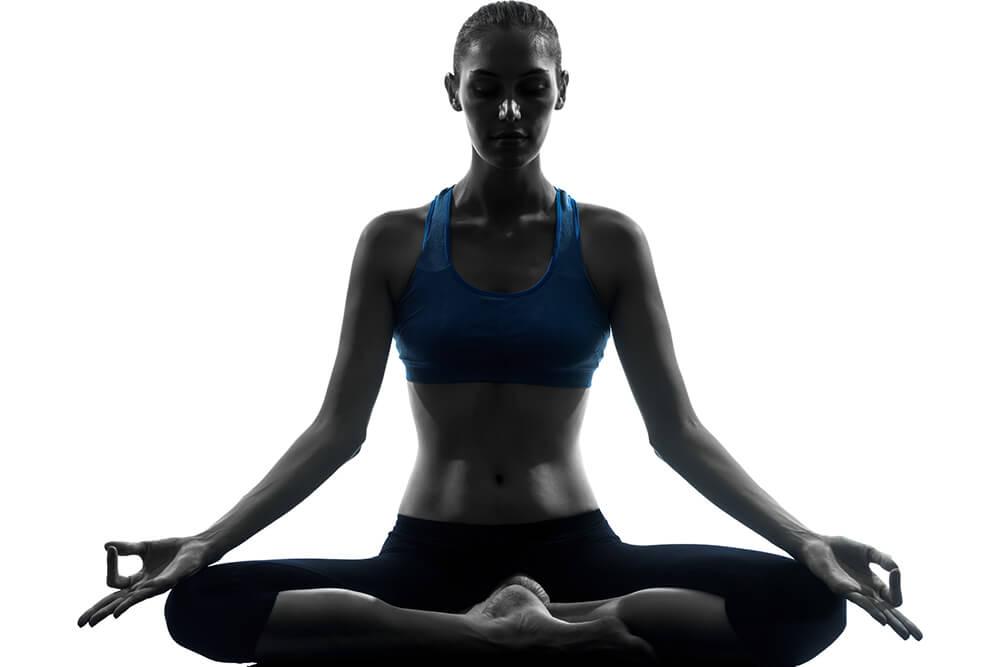 Nearly 25 million Americans do some form of yoga.