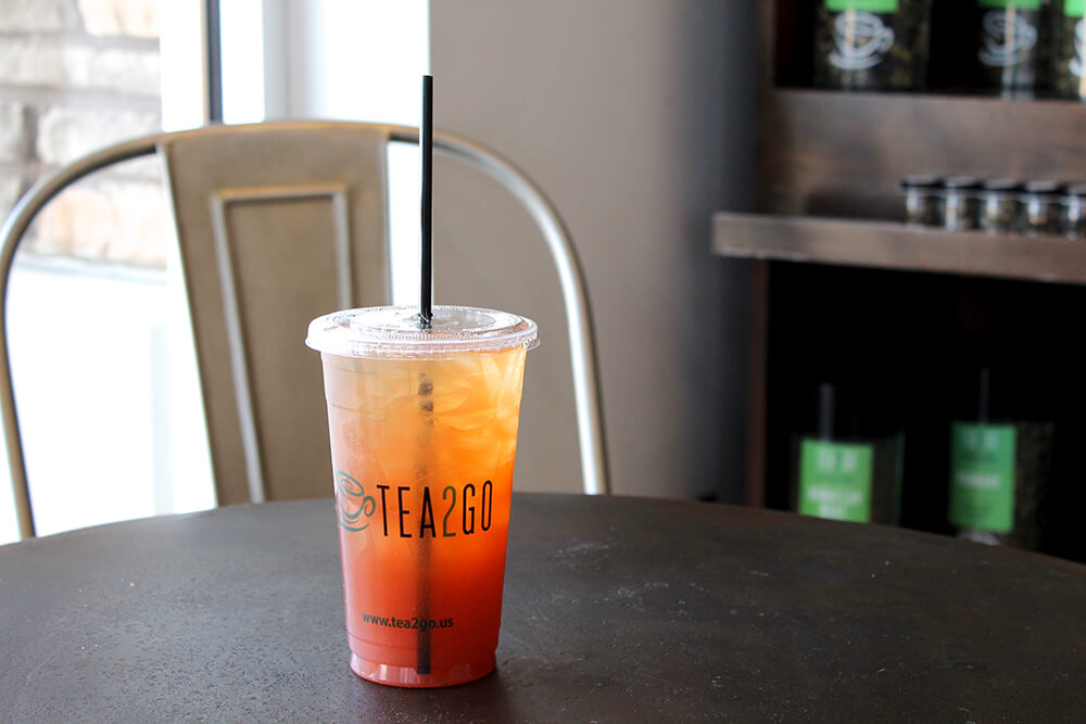 Tea2Go is all about bringing the health benefits of tea to the everyday person. (Photo: Chelsi Fisher)