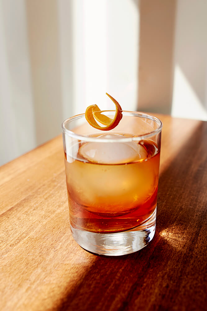 Oaxaca Old Fashioned (Photo: Sarah Eliza Roberts)