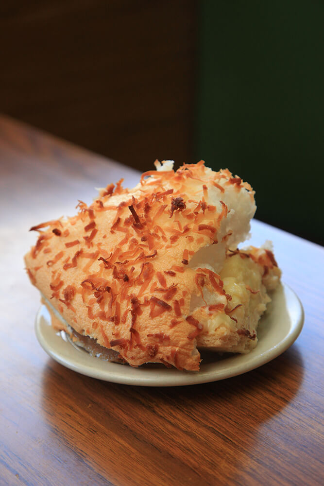 Coconut Cream Pie (Photo: Marc Rains)