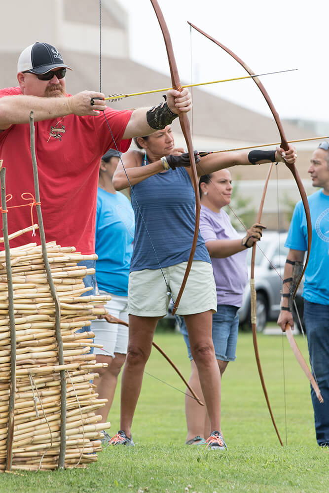 Events include a Children's Fun Fair with rides and games, arts and crafts and an array of tournaments if you're the sporty type.