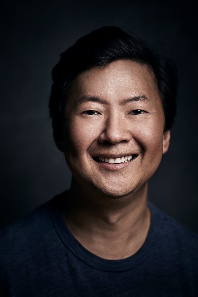 Ken Jeong is best known for playing Ben Chang on the sitcom Community and the gangster Leslie Chow in The Hangover film series.