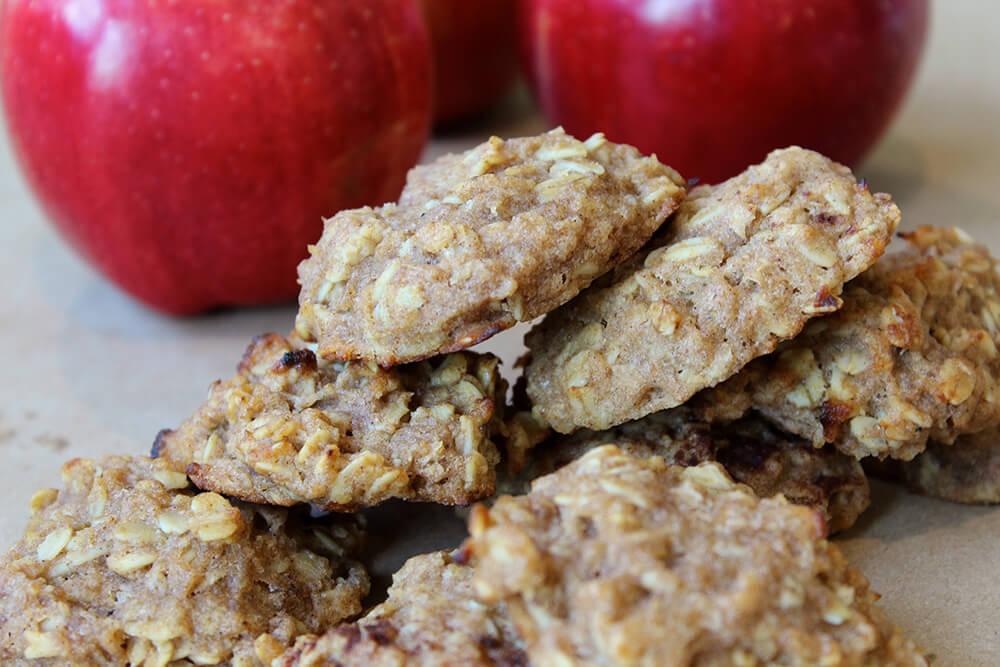 Apple Cinnamon Breakfast Cookies (Photo: Chelsi Fisher)