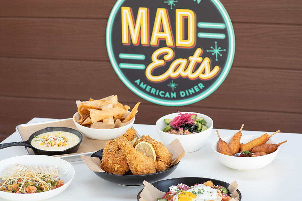 MAD Eats will offer something for just about everyone. (Photo: Valerie Grant)