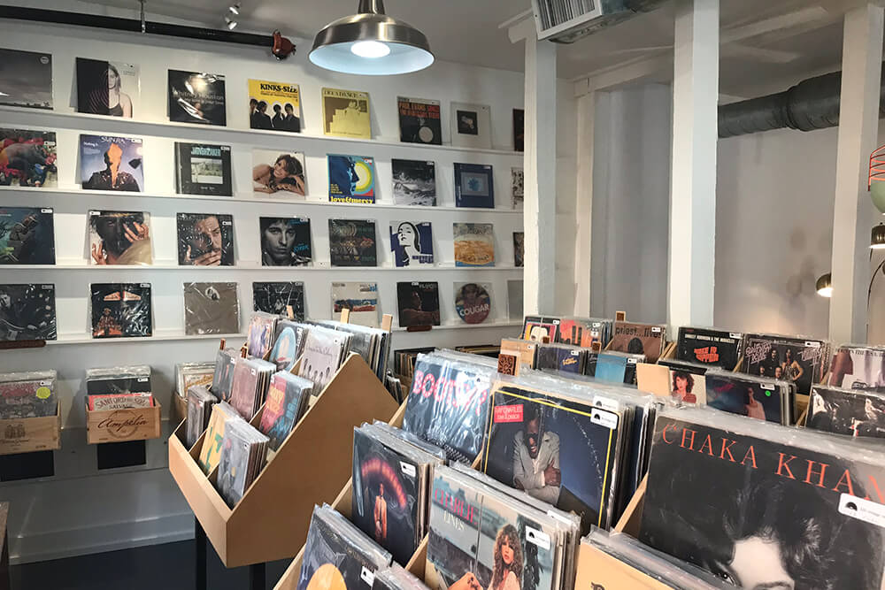 Any conversation about vinyl and why people are migrating back to it, however, always seems to get back to one thing: the richness or warmth of the sound. (Photo: Valerie Grant)