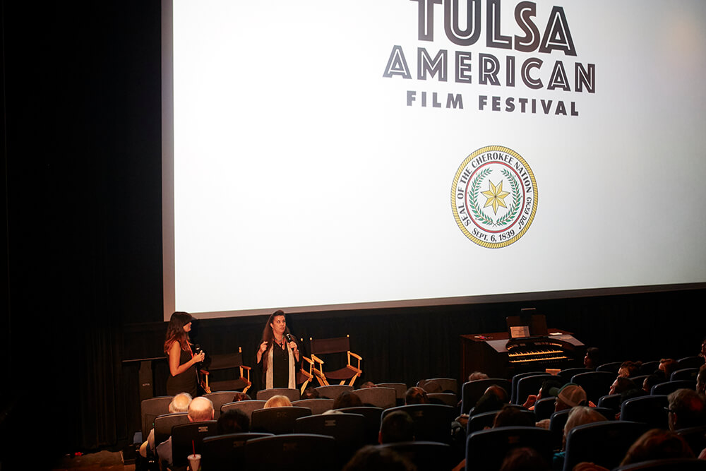 While Tulsa may not be on your short list for filmmaking, it should be, because Tulsa — in the heartland of America — is a perfect place for filmmakers of diverse voices and viewpoints to script, shoot, and present their films.