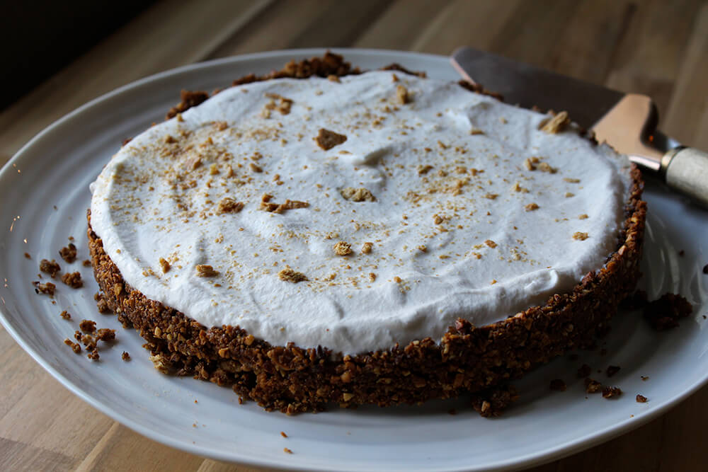 Icebox Chai Pie (Photo: Chelsi Fisher)