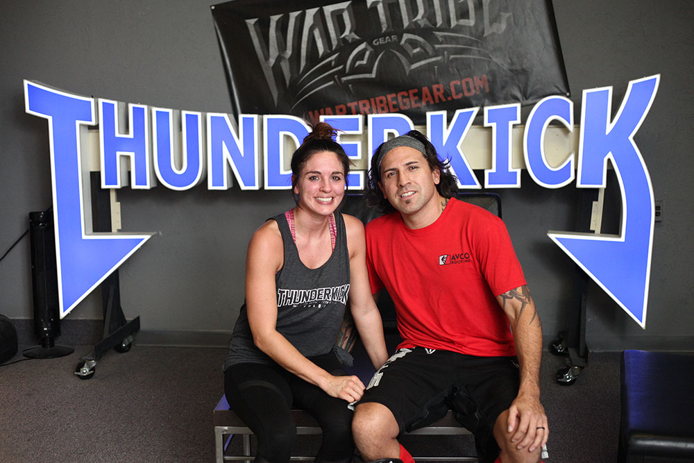 Thunderkick Fitness