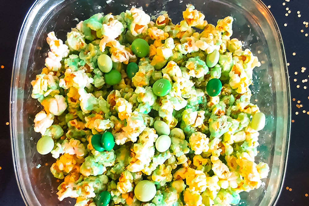 Leprechaun Popcorn (Photo: Sarah Herrera)