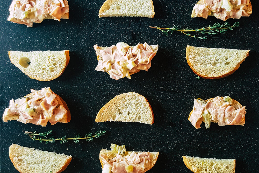 Ham Salad Sandwich (Photo: Sarah Herrera)