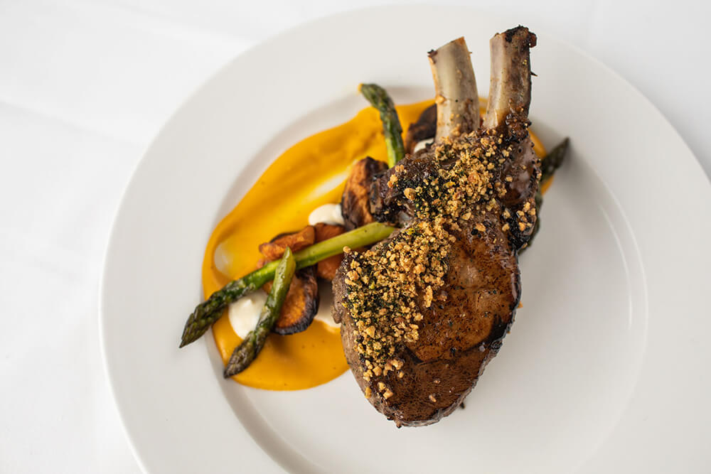Double Bone-In Pork Chop (Photo: Valerie Wei-Haas)