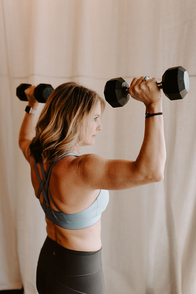 For many people, one of the biggest obstacles to stepping out into an actual workout plan is budget, but you don't have to spend an arm and a leg to stay fit. (Photo: Sarah Eliza Roberts)
