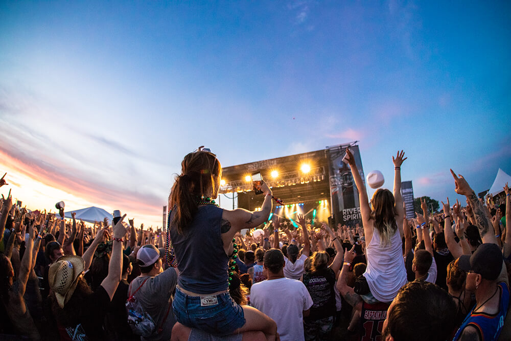 Rocklahoma, in its 13th year, may have started as a festival built around '80s nostalgia, but over the years has developed into much more, blending modern and classic rock to find a balance that keeps old fans happy while growing the audience and bringing new fans to Northeast Oklahoma.
