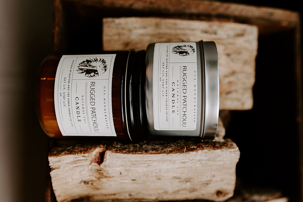 Crafted and hand-blended at the Broken Arrow location, these woodsy, outdoorsy scents are fitting for everyone who enjoys fresh, nature-based scented products. (Photo: Sarah Eliza Roberts)