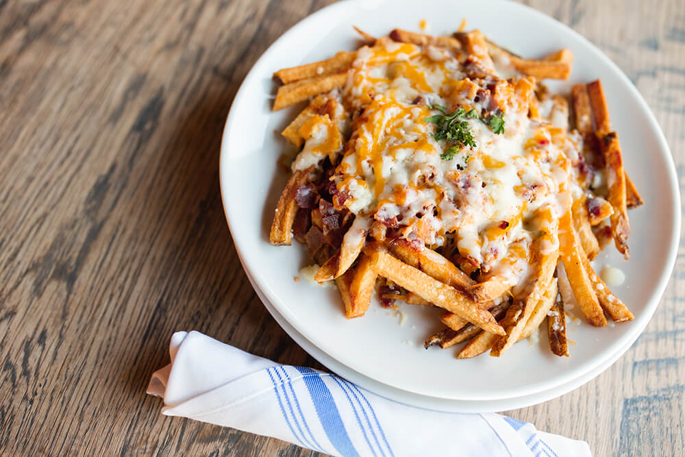 Cheese Fries (Photo: Sarah Eliza Roberts)