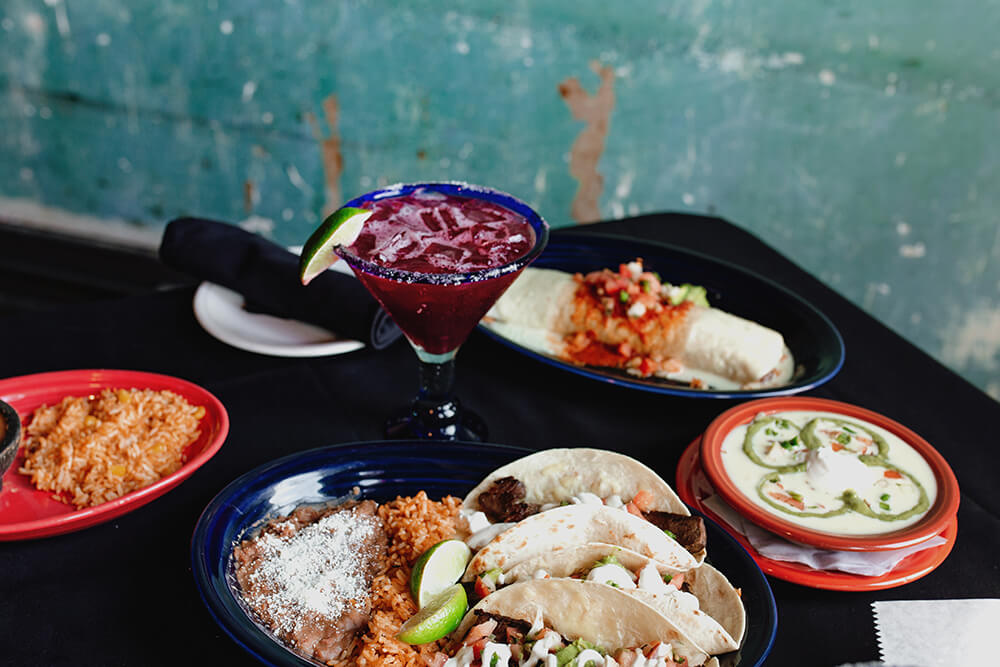 El Guapo's has owned its corner of downtown since 2007, and not just because of the view from the roof; a lot has to do with its authentic Oaxaca-style Mexican dishes. (Photo: Sarah Eliza Roberts)