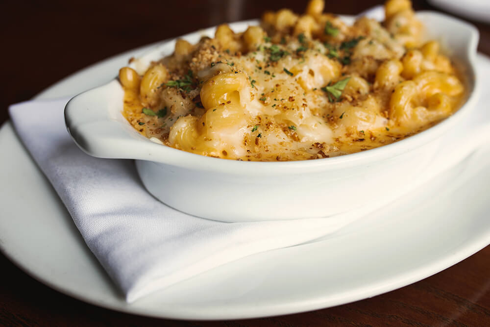 Angry Mac and Cheese (Photo: Sarah Eliza Roberts)
