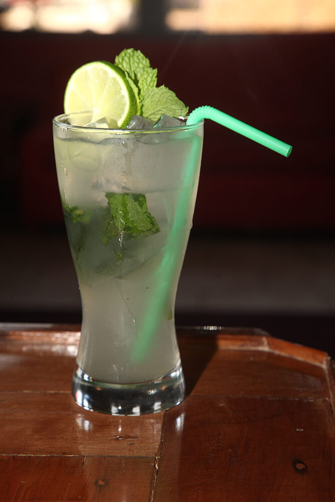 Mojito (Photo: Marc Rains)
