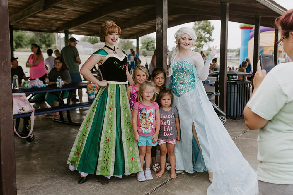 """Storybook Princesses' mission is to teach children, """"there is more in you!"""" Their goal is to encourage girls and boys to reach out and find their happily ever after."""