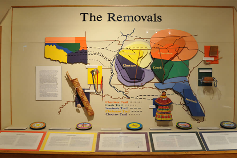 Five Civilized Tribes Museum