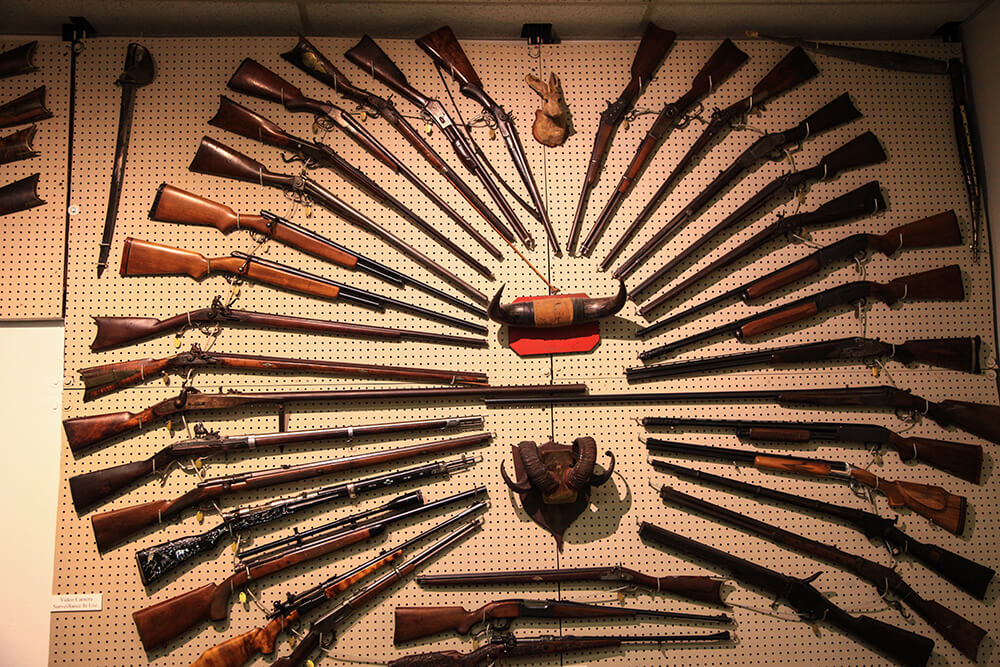 J.M. Davis Arms and Historical Museum
