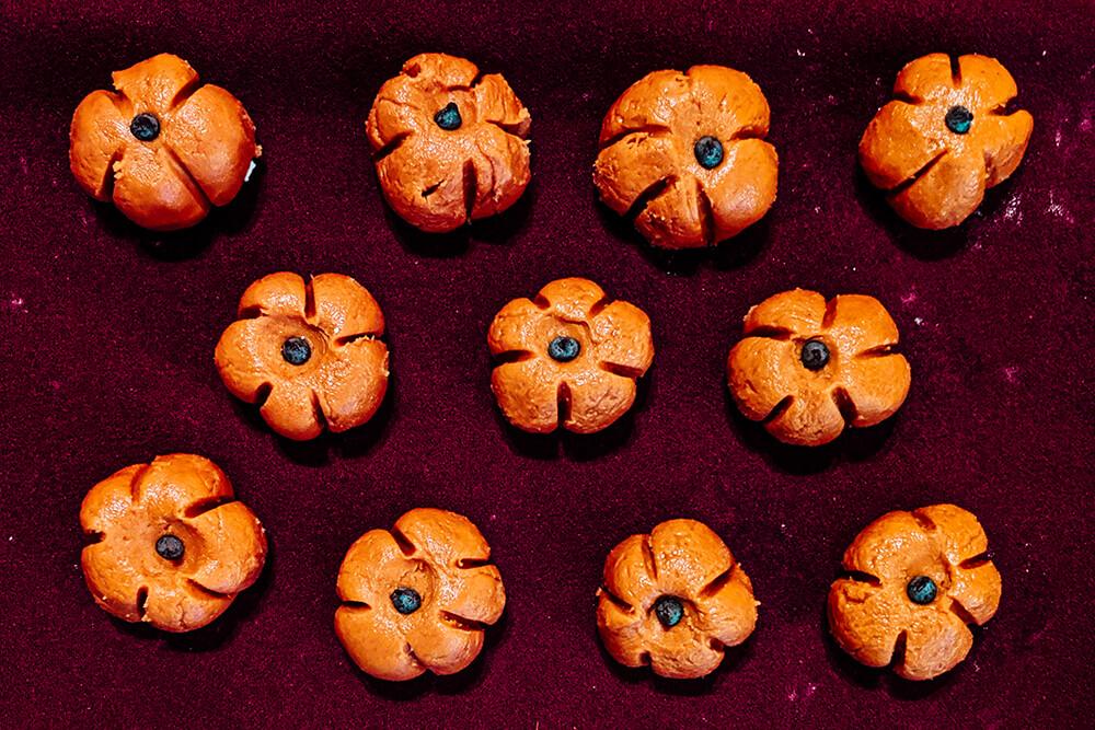Peanut Butter Pumpkins (Photo by Sarah Herrera)