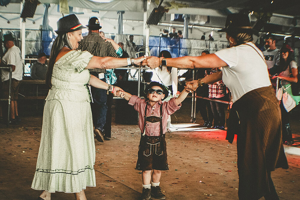 With the ever-growing popularity of Oktoberfest, many people make it an annual tradition and have even invested in German costumes to wear to the event.