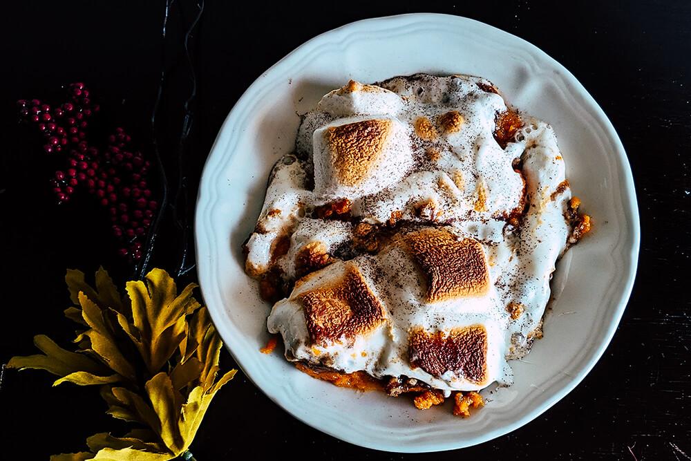 Sweet Potato Casserole (Photo: Sarah Herrera)