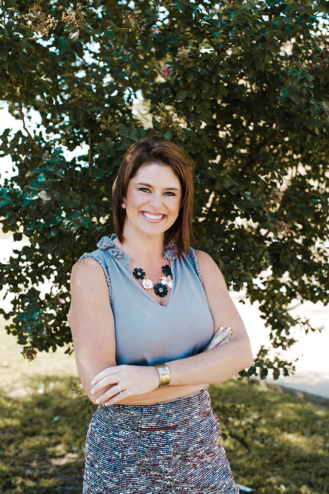 As an Owasso teacher, she knew she wasn't being the role model she needed to be to her students, especially after being named Teacher of the Year in 2018. At a size 20, shewas embarrassed and frustrated. (Photo: Sarah Eliza Roberts)
